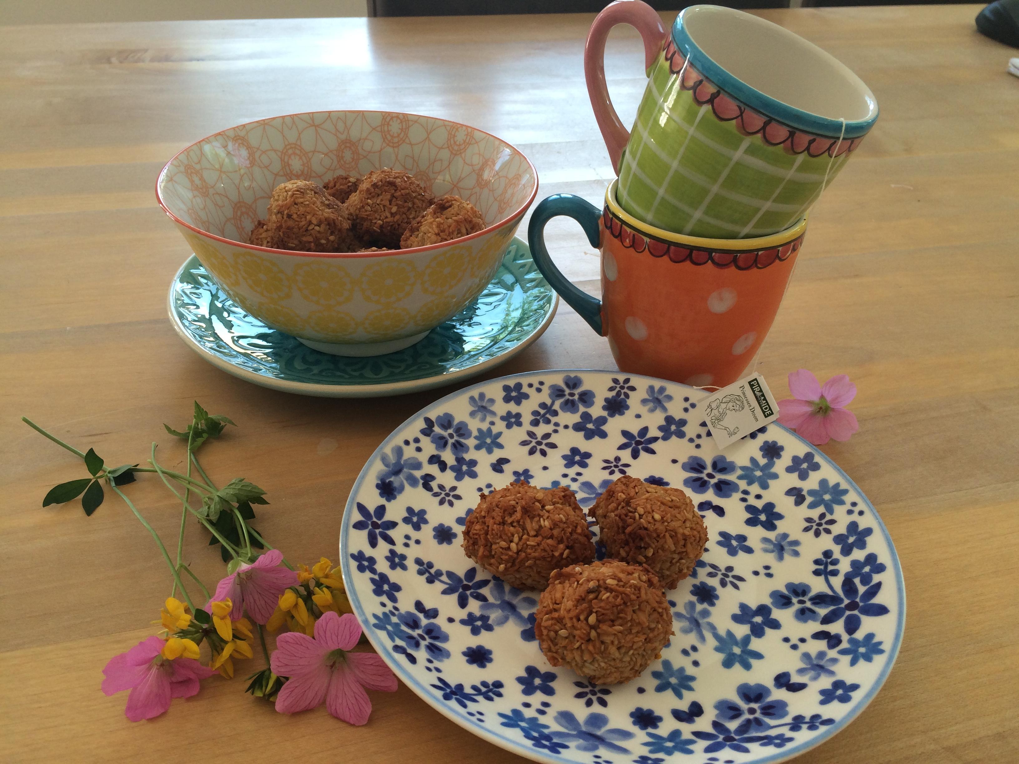 Bekend Baktip - kokosmakronen! - Gezond met Femke TY18
